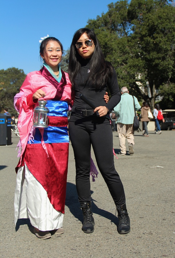 janet and lisa, mulan and cop_