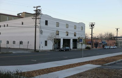 UC Press, whose current location is at 2120 Berkeley Way, above, is set to move to an office in Oakland.  One-fourth of the nonprofit publishing house's output is associated with the University of California.