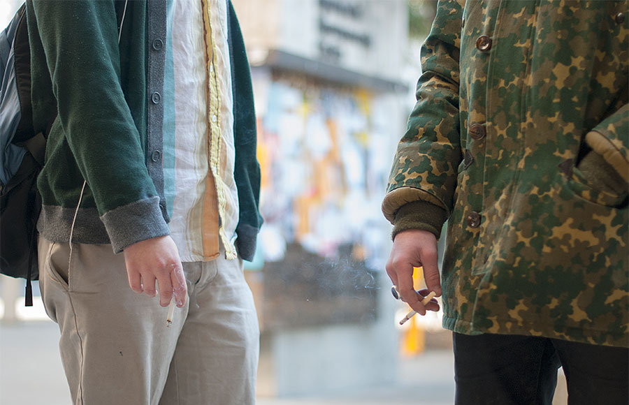 On Jan. 1, UC Berkeley will no longer permit smoking on its campus as part of a systemwide ban on tobacco  products. The ban also extends to e-cigarettes, which an official said would complicate enforcement.