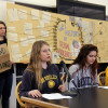 Thirty-one students filed two federal complaints against the campus in February