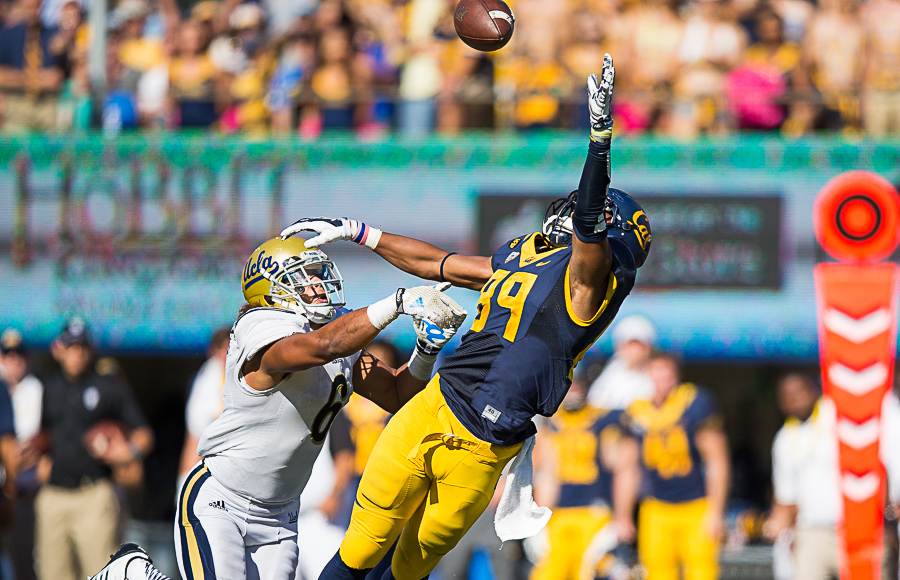 Cal football hopes to stop string of losses to Ducks Friday Night at Levi's Stadium