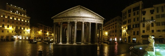Rome at night1