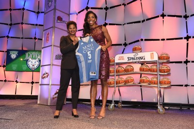 2015 WNBA Draft and Portraits