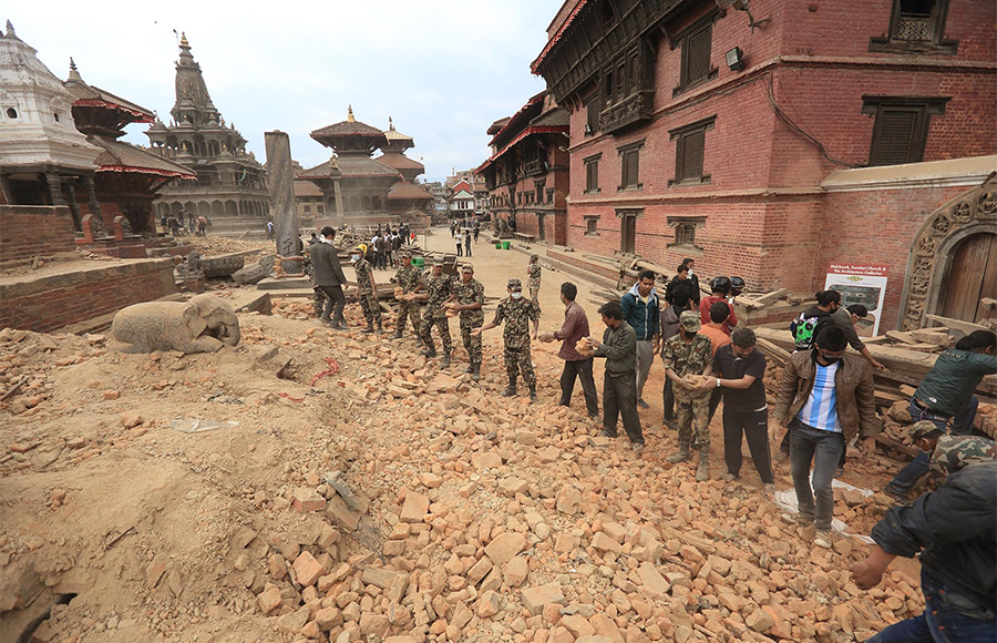 UC Berkeley students, local businesses organize aid for Nepal after earthquake