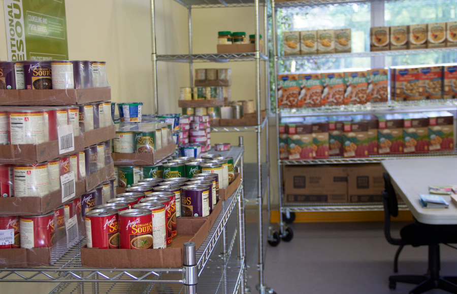 UC Berkeley Food Pantry provides emergency food relief to students