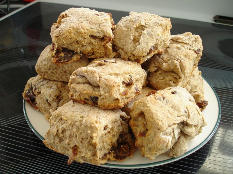 Maple nut pear scones: a taste of fall | The Daily Californian