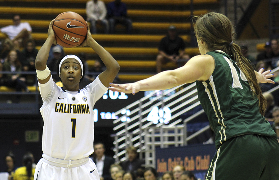 Cal women's basketball blows out Cal Poly, 82-57