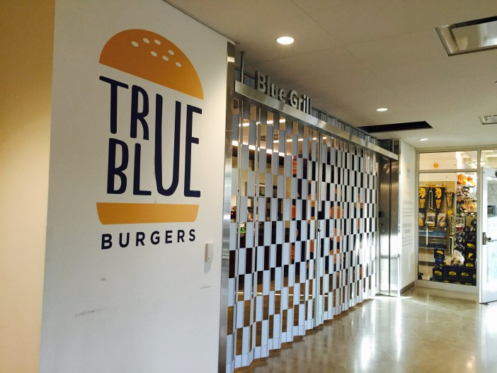 True Blue Burger.clog.Krandel