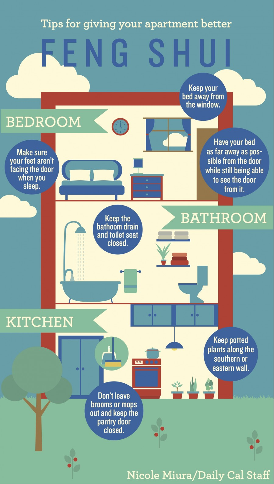How to give your apartment better feng shui | The Daily Californian