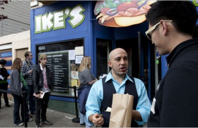 NYTimes 2 Bite-Size Eateries...