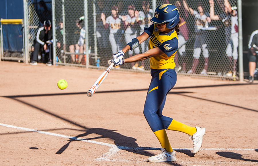 Highs outshine lows in successful Cal softball season
