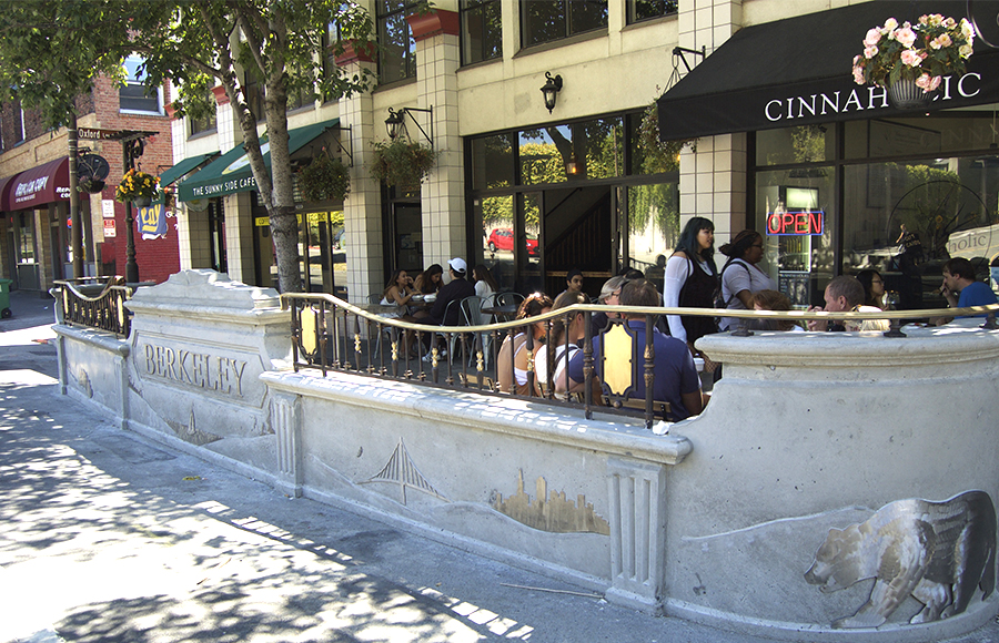 Downtown Berkeley parklet to create new community space for residents