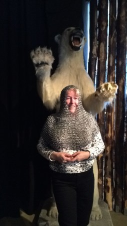 mama in chainmail