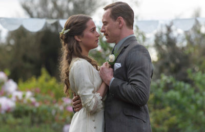 """The Light Between Oceans"" 