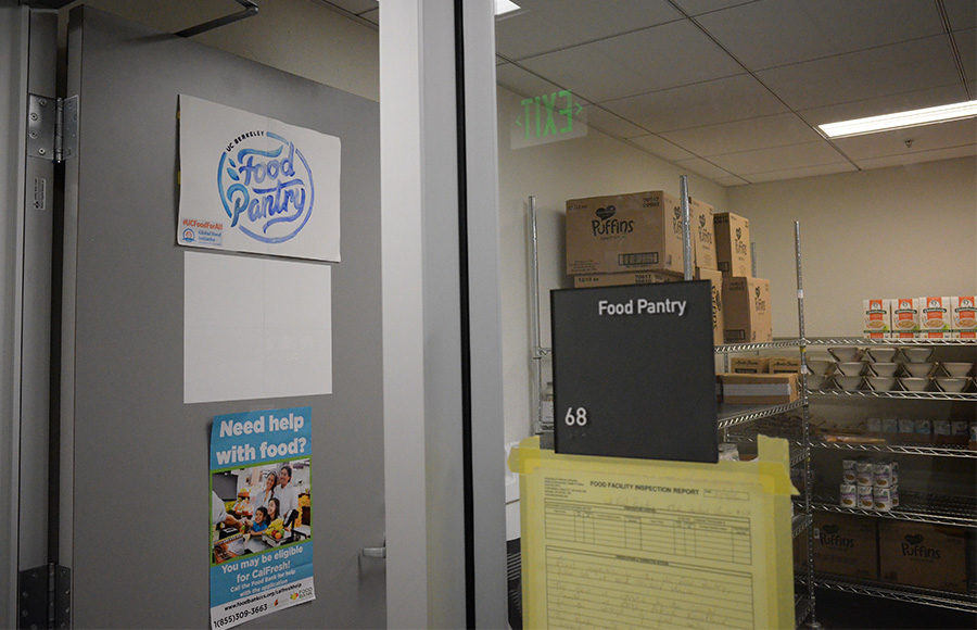 UC Berkeley Food Pantry partners with Alameda County Community