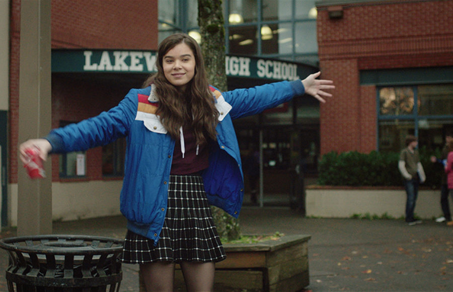 """The Edge of Seventeen"" 