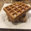 gingerbread waffles_david