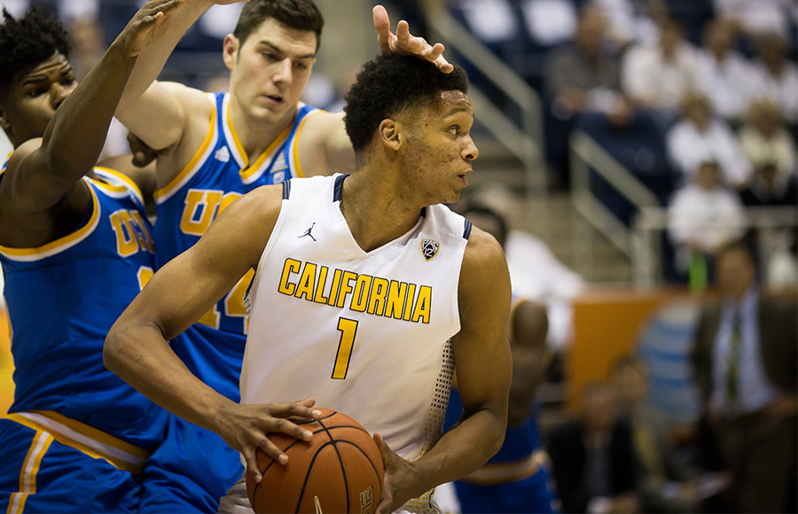 Cal men's basketball defeats Alcorn State at home, 83-59