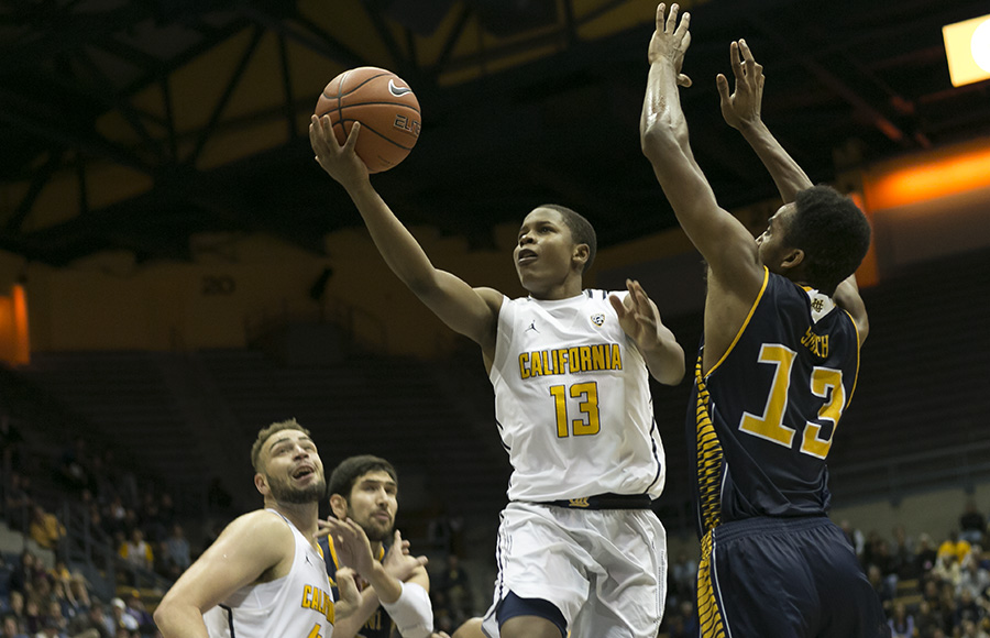 Cal men's basketball manages to hold on for home win against Washington State