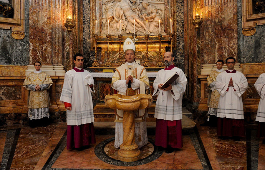 """""""The Young Pope""""   HBO Grade: B+"""