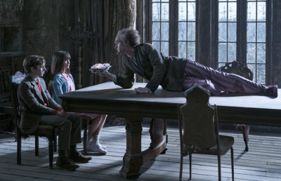 """A Series of Unfortunate Events"" 