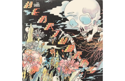 The Shins Heartworms | Columbia Records Grade: B