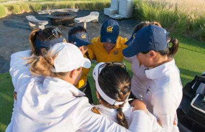 Cal Bears Women's Golf Team