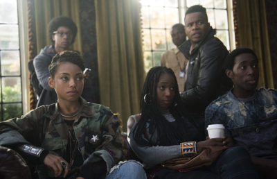 """Dear White People"" 