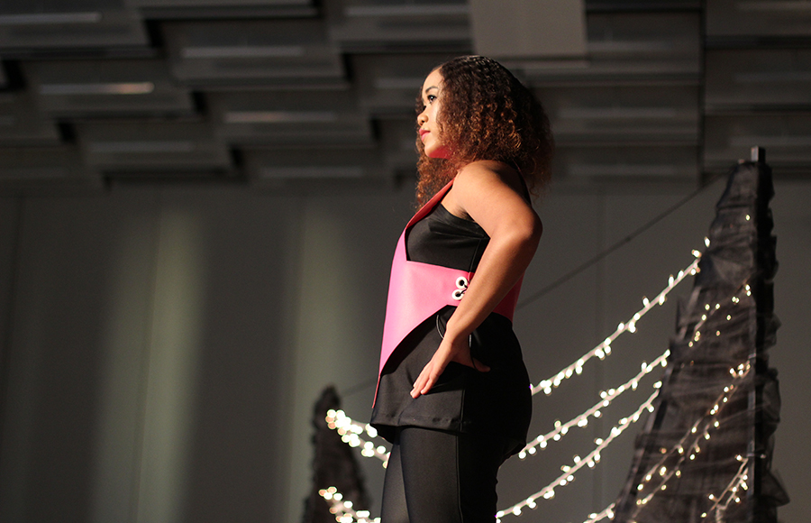FAST fashion show is explosive demonstration of momentum