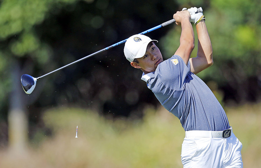 Cal men's golf ends season with 8th-place finish at Pac-12 ...