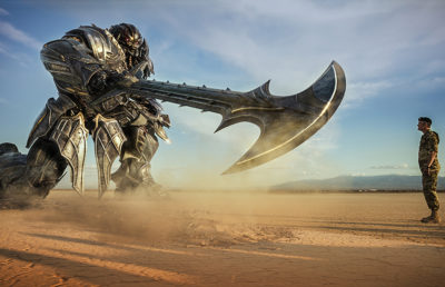 """Transformers: The Last Knight"" 