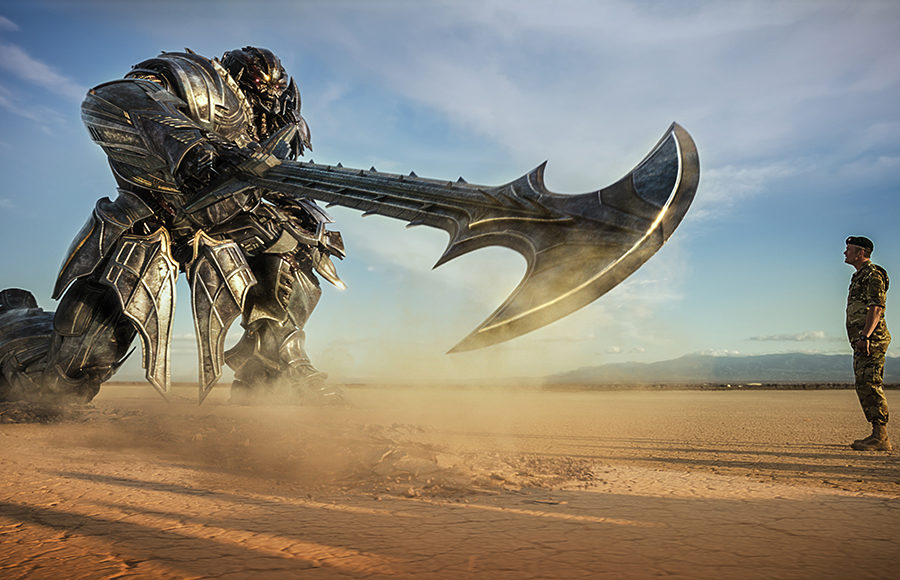 """""""Transformers: The Last Knight"""" 