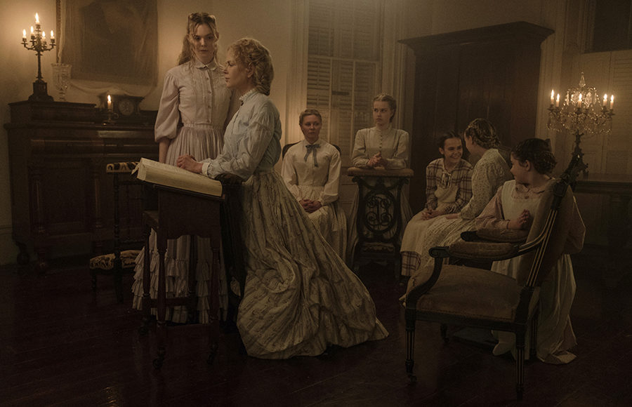 """The Beguiled"" 