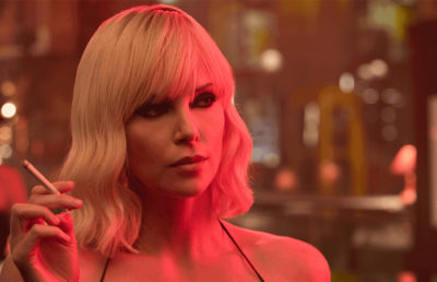 """Atomic  Blonde"" 