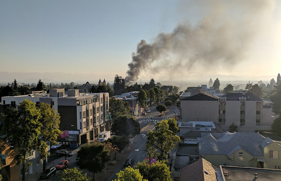 Berkeley Apartment Fire Injures One, Prompts Evacuations: Fire Official