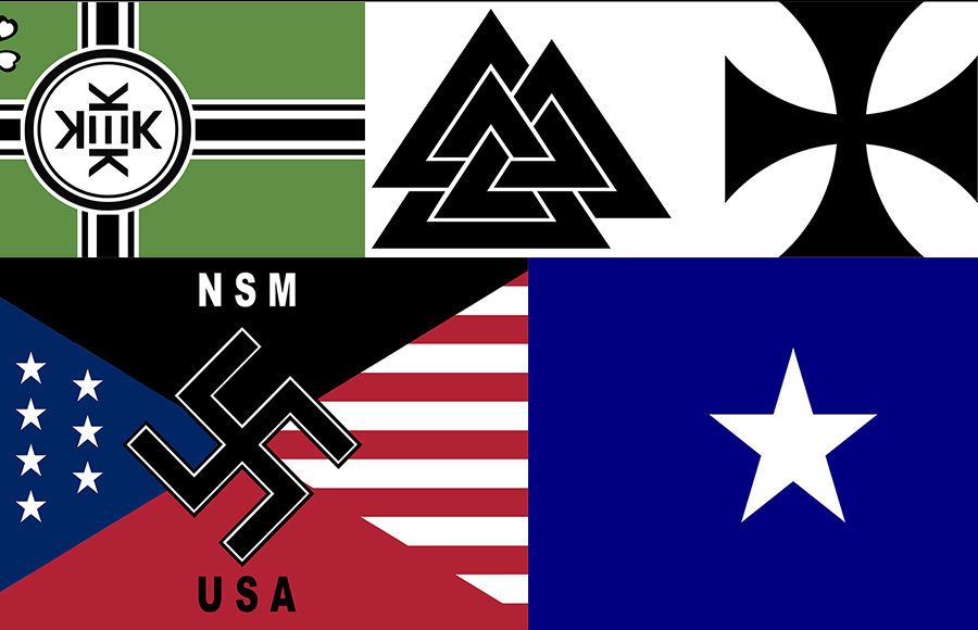 Image result for white nationalist flag