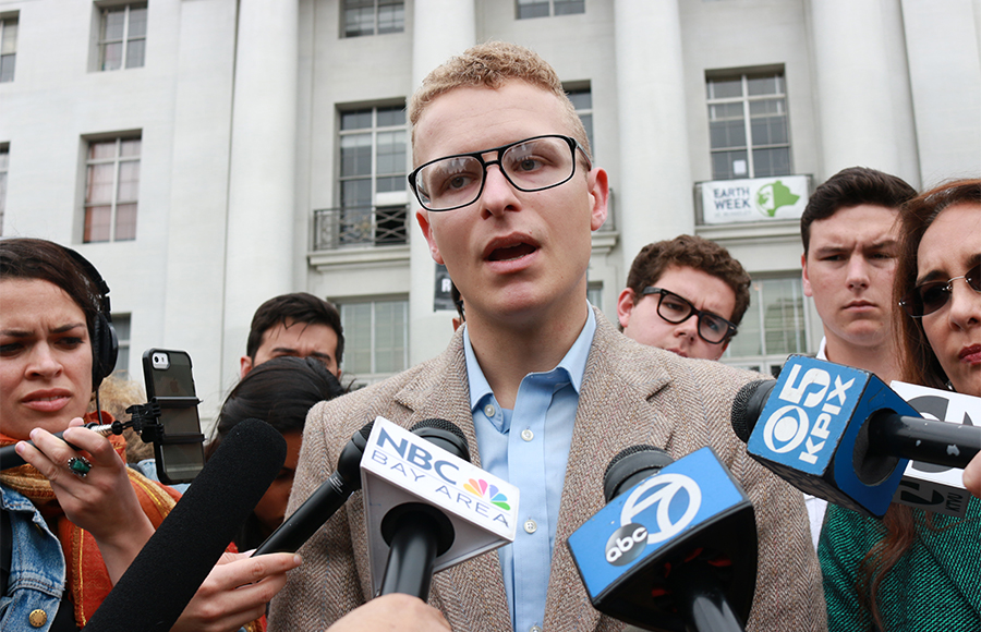 Berkeley College Republicans president impeached by secretary amid power struggle