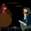 interview turkey thanksgiving