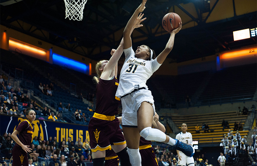 Cal women's basketball records first 90-point win of the year over Pacific