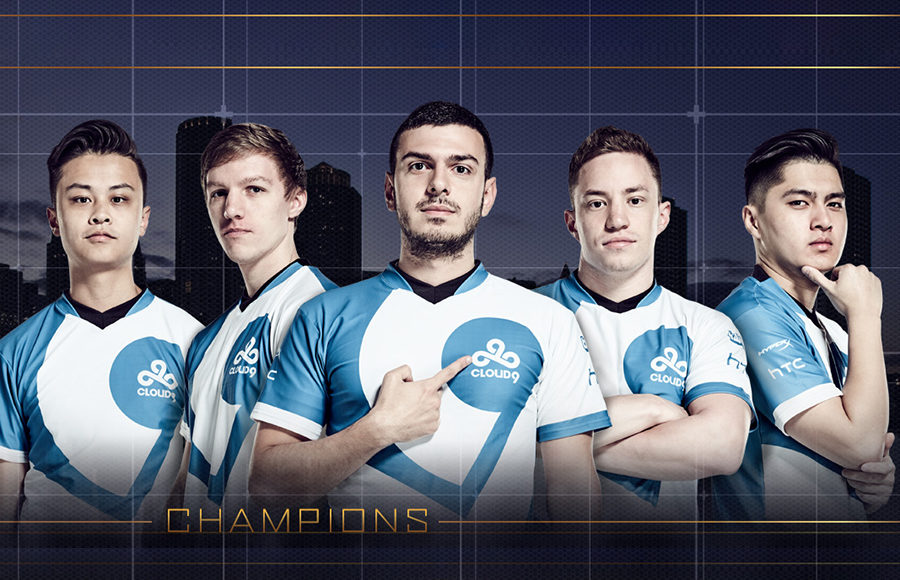 Cloud9 wins ELEAGUE Major: Boston 2018