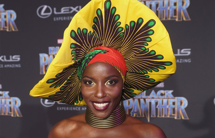 Former Cal athlete takes center stage in Marvel's 'Black Panther'