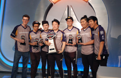 Cal Overwatch wins National Championship