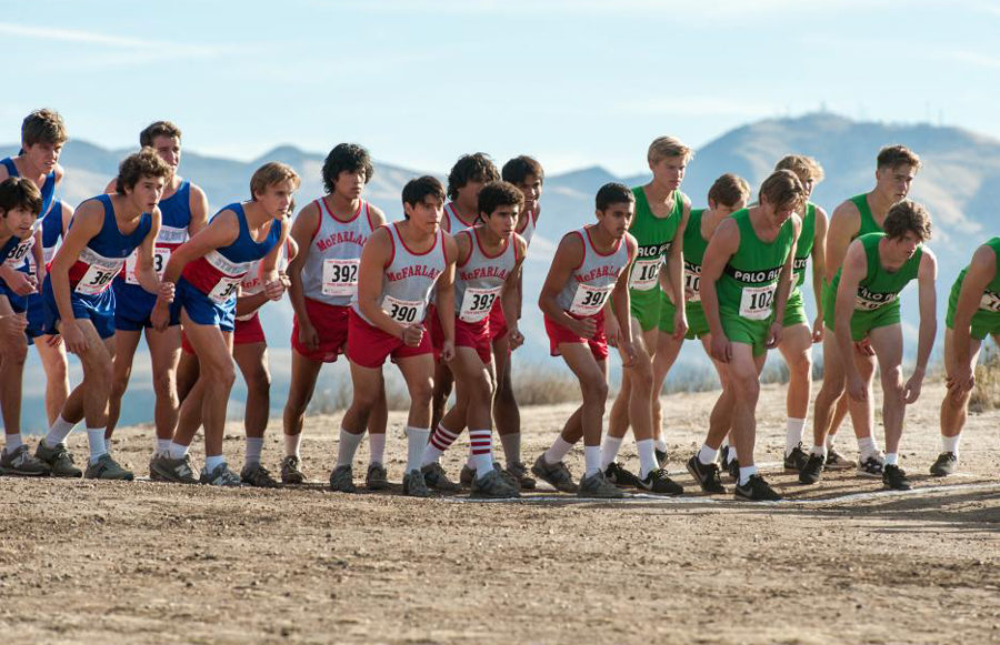 "Lopez was a member of the track team that, in the 1970s, made it to the state competition, as documented by the Disney film ""McFarland, USA"""