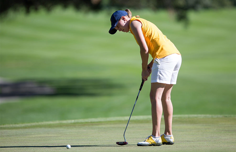 Bison Women's Golf Wraps Up Opening Round of NCAA's