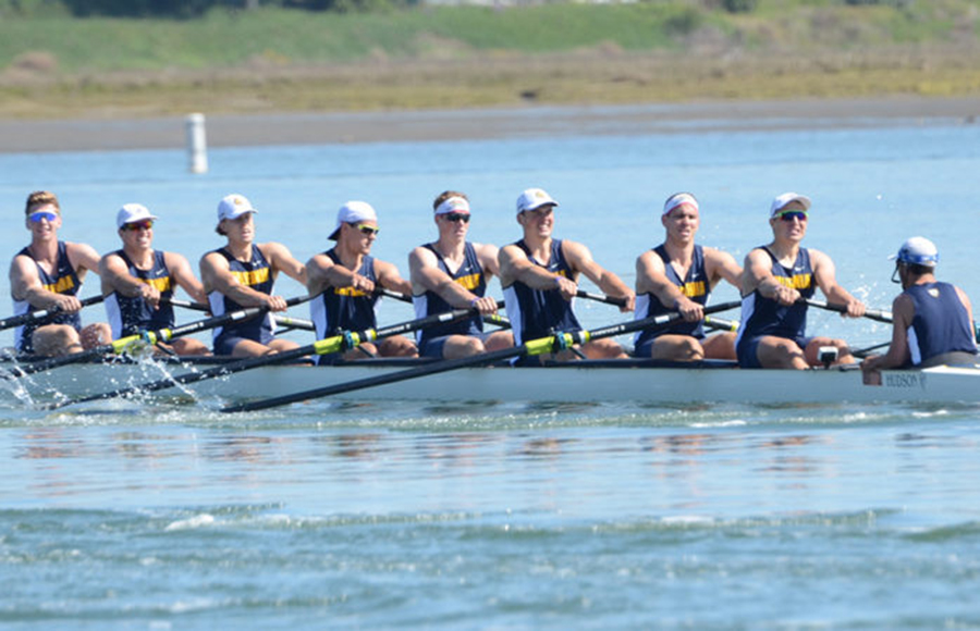 Former Yale men's crew assistant coach joins Cal men's rowing
