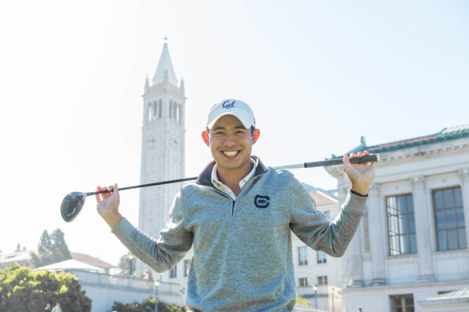 Pair of Cal men's golfers compete at Arnold Palmer Cup
