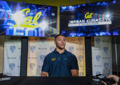 Pac-12 Media Day Kunaszyk