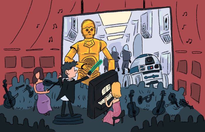 San Francisco Symphony strikes back with 'Star Wars' scores in summer series
