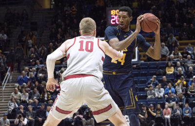 Bears wrap up nonconference play at home against UC Davis