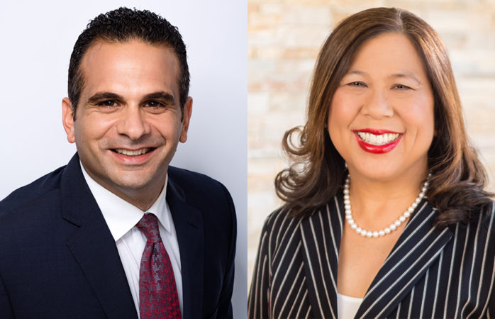 Businessman Konstantinos Roditis challenges incumbent Betty Yee for state controller